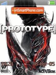 Prototype v1.1 New es el tema de pantalla