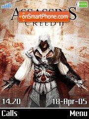 Assassins Creed 2 es el tema de pantalla