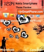 Love 05 theme screenshot