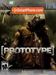 Prototype-v1-1 es el tema de pantalla
