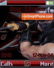 Ninja Gaiden es el tema de pantalla