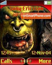World Of Warcraft es el tema de pantalla