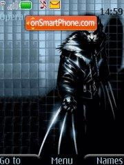 Wolverine 08 theme screenshot