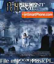 Resident Evil 2 theme screenshot