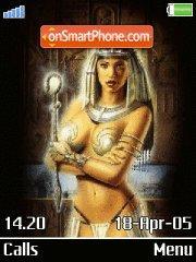 Fantasy Egipt es el tema de pantalla
