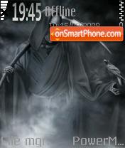 Dark Angel 10 es el tema de pantalla
