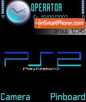 Ps2 theme screenshot