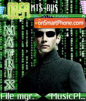 Neo theme screenshot