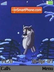 Zhil-byl pes 2 es el tema de pantalla