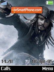 Pirates of the Caribbean At Worlds End 2 es el tema de pantalla