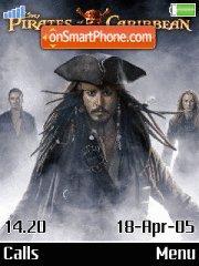 Pirates of the Caribbean At Worlds End es el tema de pantalla