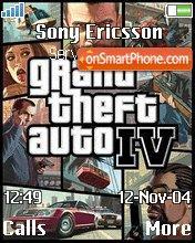 GTA4 theme screenshot