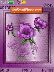 Lilac theme screenshot
