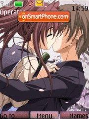 Kiss anime tema screenshot