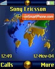 Worldxp es el tema de pantalla
