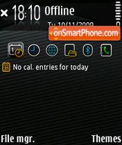 a-FP1 Yolk theme screenshot