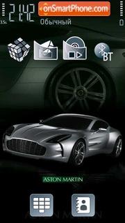 Aston Martin 15 theme screenshot