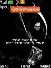 The Reaper 01 theme screenshot