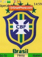 Brazil 2015 theme screenshot