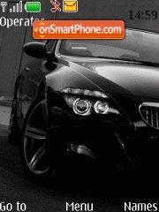 Bmw M6 11 theme screenshot