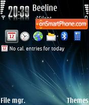Light 09 theme screenshot