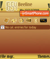 Automn Theme-Screenshot