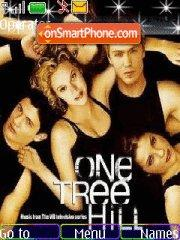 One Tree Hill 01 theme screenshot