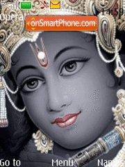 Capture d'écran Lord Krishna 02 thème