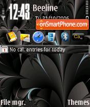 Pecking Order theme screenshot