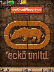 Ecko Unltd 01 theme screenshot