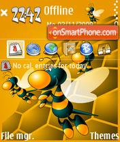 Not Beeline 02 es el tema de pantalla