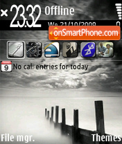 ifog theme screenshot