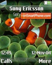 iPhone theme screenshot