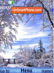 Скриншот темы Winter, 24 pictures