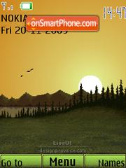 Best of nature theme screenshot