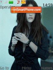Kristen Stewart theme screenshot