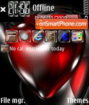 Creativ Heart theme screenshot