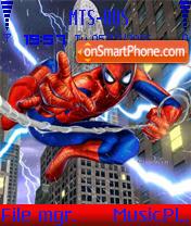 Spiderman 2 theme screenshot