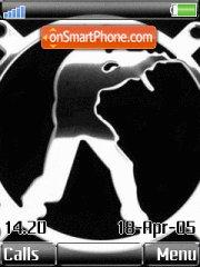 Counter Strike Simbol es el tema de pantalla