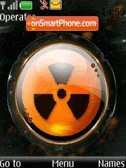 Radiation es el tema de pantalla
