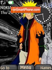 Naruto Best SWF tema screenshot