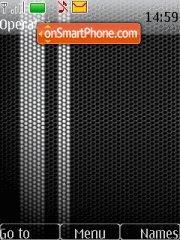 Grey Carbon theme screenshot