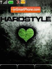 Hardstyle theme screenshot