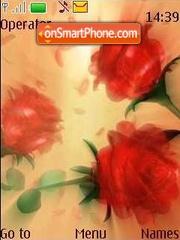 Roses 2 tema screenshot