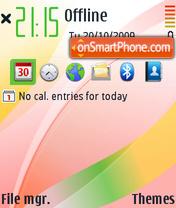 Sbolinated 01 theme screenshot