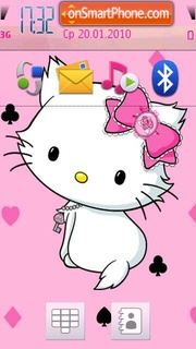 KiTi theme screenshot