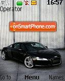 Black Audi es el tema de pantalla