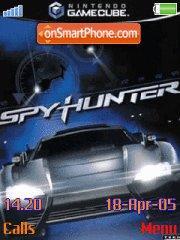 Spyhunter tema screenshot