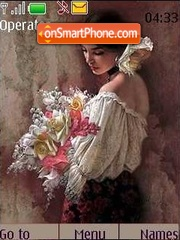 Female image3 theme screenshot