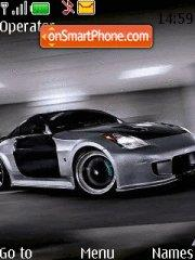 Nissan Z 350 Theme-Screenshot